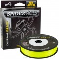 PLECIONKA SPIDERWIRE DURA-4 BRAID ŻÓŁTA 0,25MM 150M