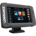 Lowrance  Elite - 7 Ti Mid/High/TotalScan