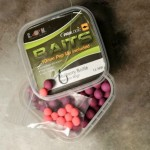 Kulki Prologic C.O.M Pop Up Bait Dumbell White Cream 12mm / Orzeszek