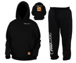 Prologic Relax Sweat Suit Black XL Czarny Dres
