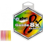 Plecionka Dragon Guide 8X Rainbow 250m / 0.30mm