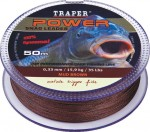 Plecionka Power Carp 50 m 0,38mm 20,5 kg