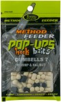POP-UPS HOOK BAITS  DUMBELLS  SHRIMP & HALIBUT 7x10mm