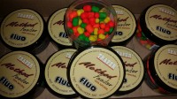 Soft Pellets FLUO Method Feeder mix 8/10  50g