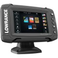 Lowrance  Elite-5 Ti with Mid/High/TotalScan