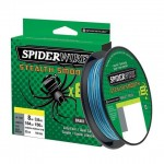 Plecionka Spiderwire Stealth Smooth 8 - 0,33mm/300m/38,1kg Blue Camo