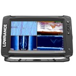 Lowrance Elite-9 Ti with Med/High/TotalScan™ Transducer