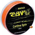 Plecionka catline spin 0,38mm 200m Black Cat