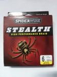 PLECIONKA SPIDERWIRE STEALTH BRAID 0,06mm 2,7kg 137m