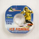 Żyłka podlodowa ice fishing cormoran 0,16mm 35m