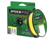 Plecionka Spiderwire Stealth 8 Smooth  150m 0.19 mm 18kg.YELLOW