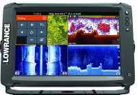 Lowrance Elite-12 Ti with TotalScan™ Transducer