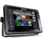 Lowrance HDS-12 Carbon ROW with Med/High/TotalScan Transducer