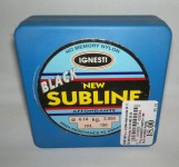 IGNESTI SUBLINE MATCH 0,14/150M BLACK