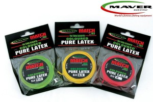 Guma MAVER PURE LATEX COLOURED 1,0mm/6m www.rob-tar.pl